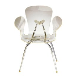 Lucite Chairs The choice is clear copycatchic