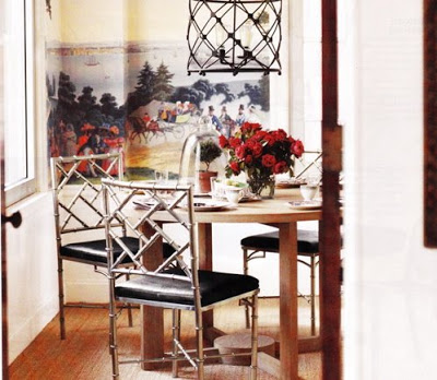 Bamboo Chippendale Chairs Copycatchic