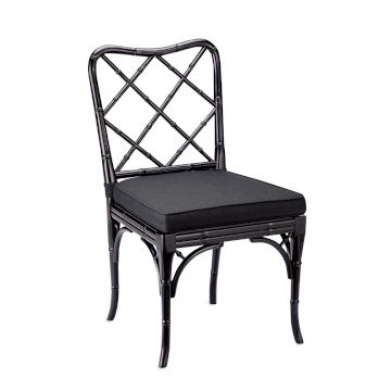 williams sonoma homeu0027s carved bamboo painted chair with special pricing at 395 lowered from 499u2026not as cold but still chilly
