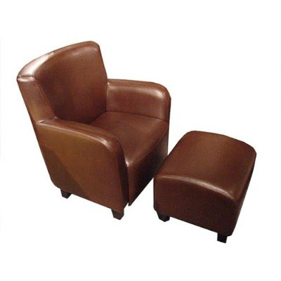 Targetu0027s Kylie Club Chair And Ottoman Set U2013 Tumbleweed Brown For Only  $244.99