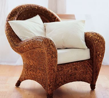 Attractive Pottery Barnu0027s Malabar Armchair U003d $348 (including Cushion)