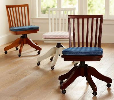 Pottery Barn Kidu0027s Taylor Swivel Chair U003d $249