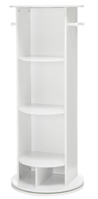 Overstocku0027s Swivel Bookcase Mirror U003d $299.99
