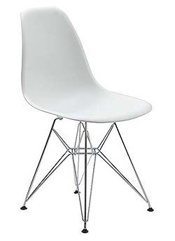 Design Within Reachu0027s Eames Molded Plastic Side Chair U003d $249