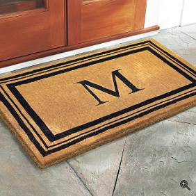 Personalized Doormats Copycatchic