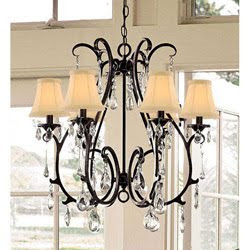 Pottery Barn Celeste Chandelier Copycatchic