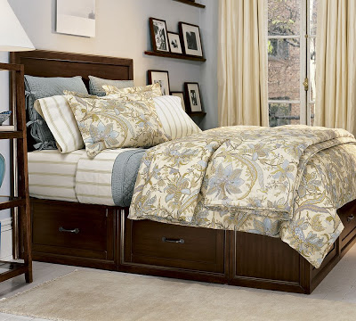 pottery barn stratton storage bed reviews 2