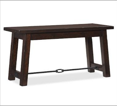 Pottery Barn Benchwright Desk