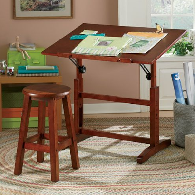 Amazon's Pavilion Pedestal Drawing Table = $167.23 (free shipping!) - Restoration Hardware Archives - Page 37 Of 39 - Copycatchic
