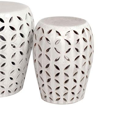 Jayson Ceramic Garden Stool Copycatchic