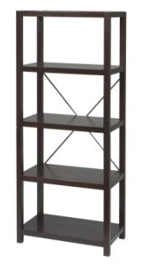 Crate And Barrel Drake Bookcase Copycatchic