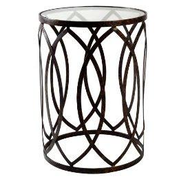 Targetu0027s Brown Barrel Table U003d $84.99