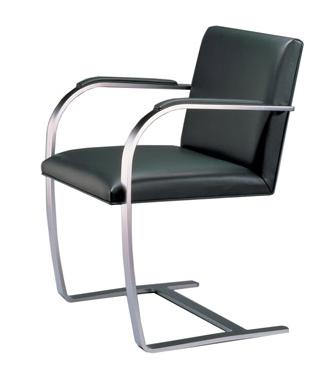 Mies Brno Chair ludwig mies van der rohe brno chair - copycatchic