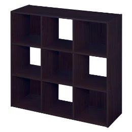 Targetu0027s Closetmaid 9 Cube Organizer U003d $49.99