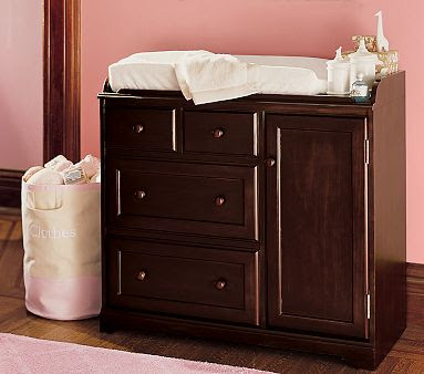 Pottery Barn Kids Madison Changing Table Copycatchic