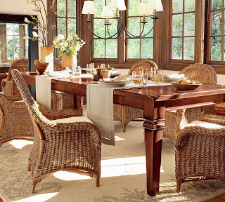 Here S A Great One For You Pottery Barn Fans Out There The Montego Dining Table Is Gorgeous Hunk Of Wood That Sure