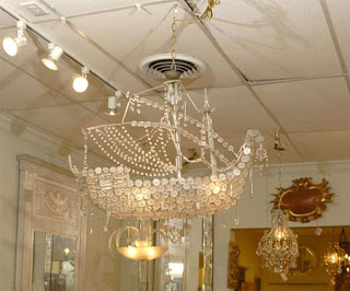 Crystal ship chandelier copycatchic mozeypictures