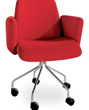 Kartell Moorea Swivel Chair
