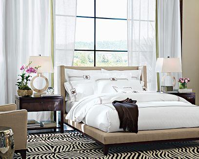 Williams Sonoma Home Presidio Bed   Copy Cat Chic. William Sonoma Home Bedding