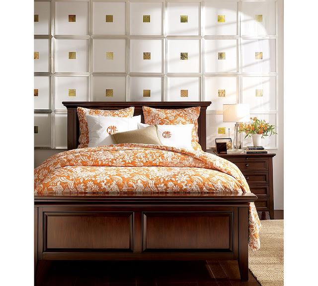 I Am In Love With Pottery Barn S Hudson Bed The Headboard Is Just Right Height And Footboard Perfect Came Across Your Website While Searching