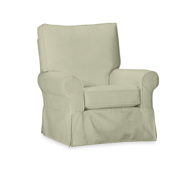 Pottery barn kids dream rocker copy cat chic for Applaro chaise lounge