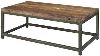 Restoration Hardware Brickmaker S Coffee Table Copycatchic