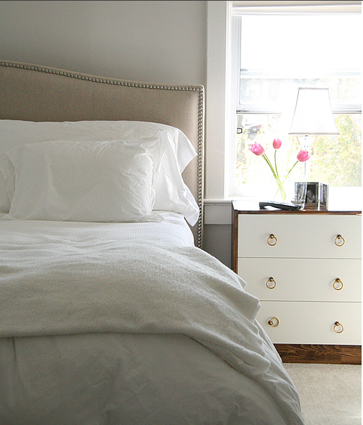 crate & barrel colette bed - copycatchic