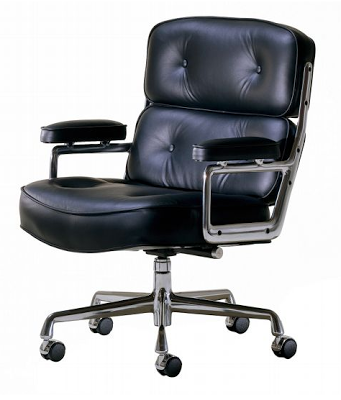 eames executive chair part ii the time life chair copy cat chic. Black Bedroom Furniture Sets. Home Design Ideas