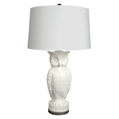 Owl Lamps Copy Cat Chic