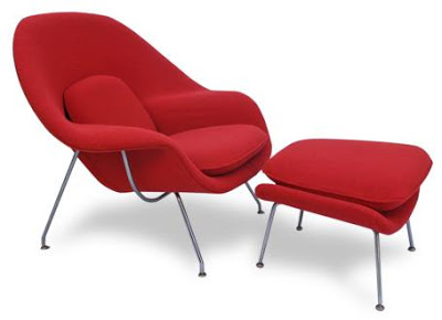 Superieur EZMOD Furnitureu0027s Womb Chair U0026 Ottoman U003d $780