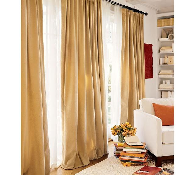 Curtainworks Messina Opulent Velvet Lined Drapery ...