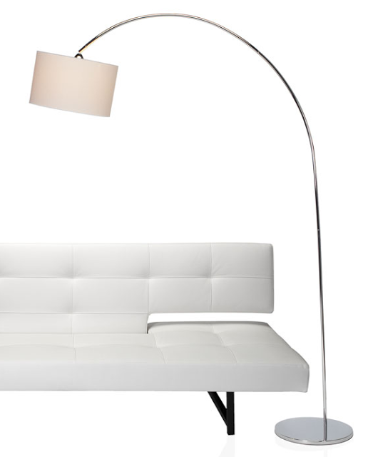 Z Gallerie Enzo Floor Lamp