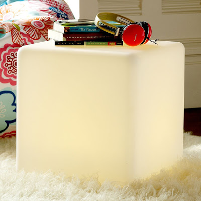 Design Within Reach Toto Cube Lamp - copycatchic