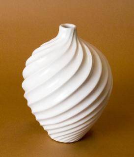 Jonathan Adler Spiral Vase Copy Cat Chic
