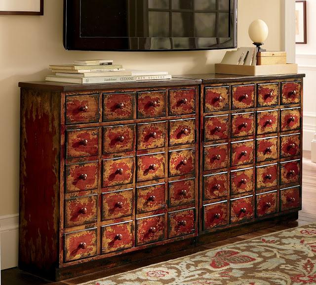 Pottery Barn Andover Cabinet Copycatchic
