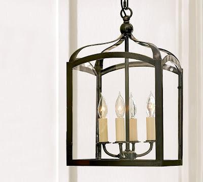 Pottery Barn Gothic Lantern Copycatchic