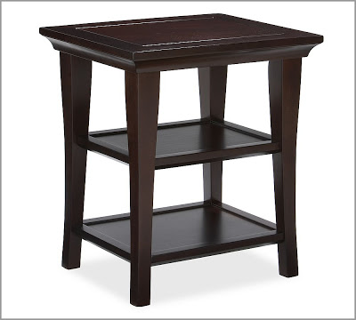 Pottery Barn Metropolitan Side Table Copycatchic - Pottery barn metropolitan coffee table