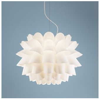 Possini euro design white flower pendant chandelier copycatchic lamps plus possini euro design white flower pendant chandelier 19999 mightylinksfo