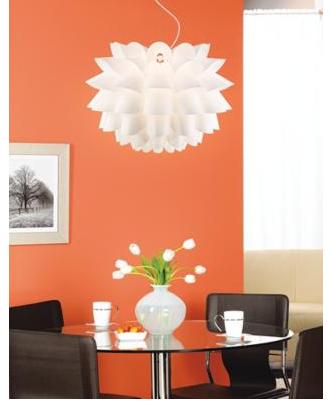possini euro lighting. Possini Euro Design White Flower Pendant Chandelier Lighting