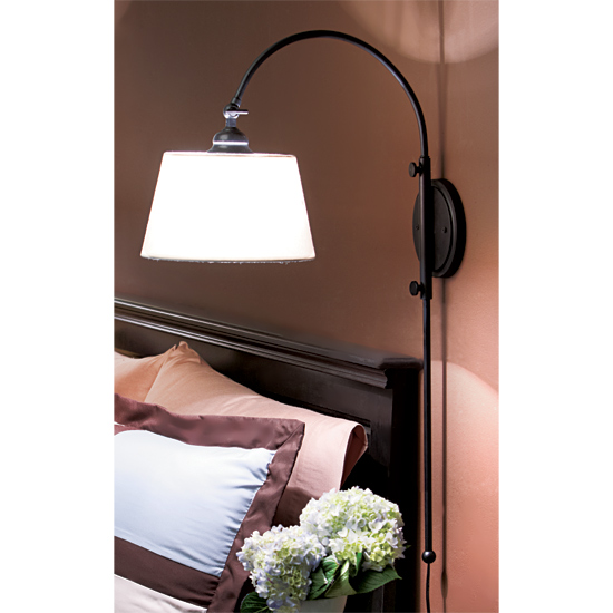 Pottery Barn Arc Sconce Copycatchic