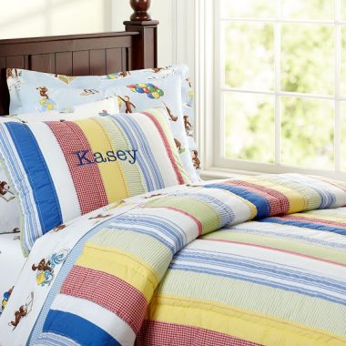 Pottery Barn Kids Kasey Quilted Bedding