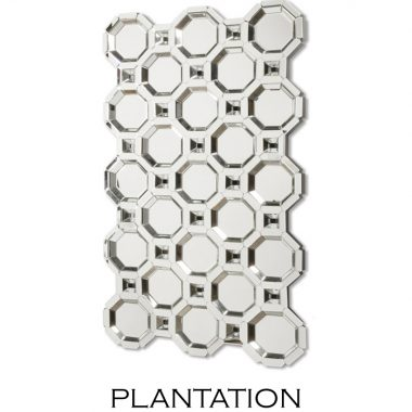 Plantation Design Futura Floor Mirror