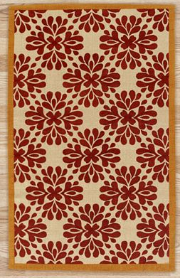 Anthropologie Coqo Floral Rug Copycatchic