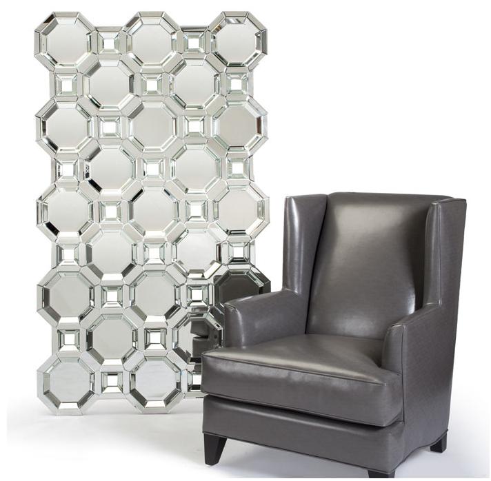 Plantation Design Futura Floor Mirror Copycatchic