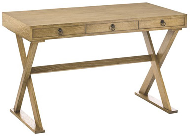 Arteriors Cain Natural Limed Oak Desk Copycatchic