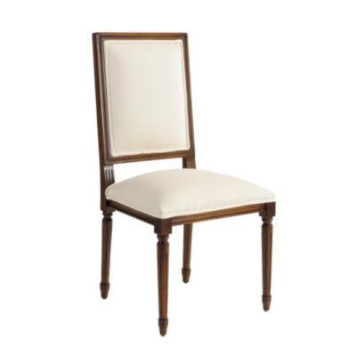 Ballard Design Louis Xvi Square Back Chair Copycatchic