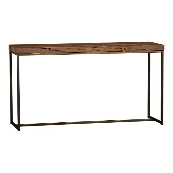 Genial Crate And Barrel Atacama Console Table