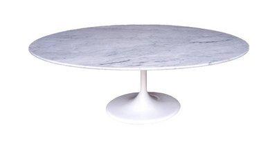 Saarinen Low Oval Coffee Table Copycatchic - Saarinen low oval coffee table