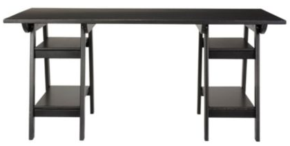 ballard designs sawhorse desk 549 - Ballard Design Desks