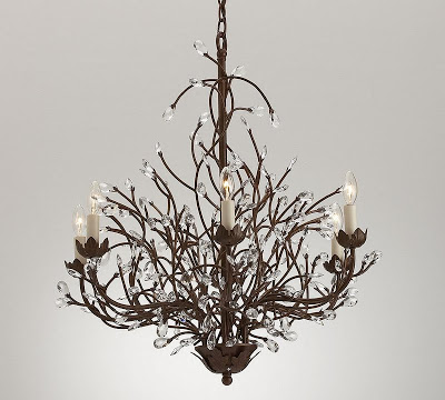Pottery barn camilla chandelier copycatchic pottery barns camilla chandelier 399 mozeypictures Image collections